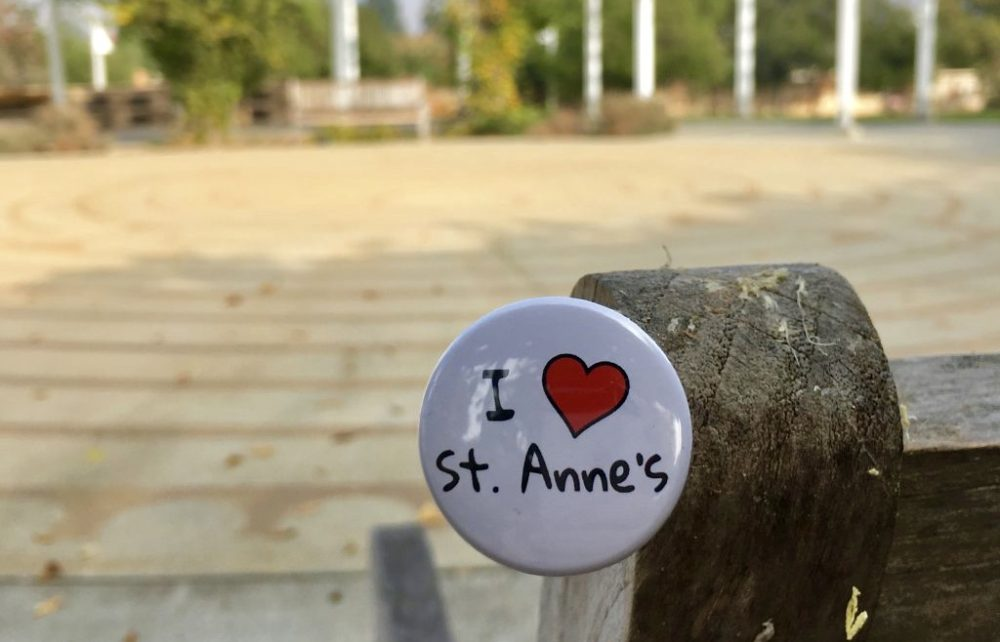 St. Anne's Episcopal Church, Fremont